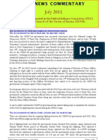 PDC Monthly News Commentary - July 2011 (Eng)