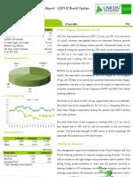NIIT Ltd. - Q1FY12 Result Update