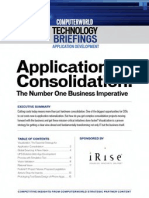 AST-0026309 Computer World - Application Rationalization - March 2009