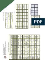 Tabela conversão de unidades 2011