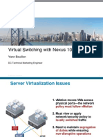 March 22 Virtual Switching With N1K