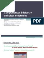 1 Componentes básicos y circuitos eléctricos