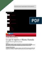 Articulo 2 de Paco en Bolivia