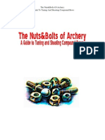 The Nuts & Bolts of Archery