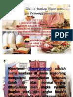 Pengaruh Gizi Terhadap Hipertensi Dan Program Penanggulangannya