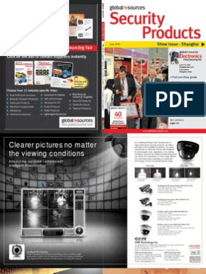 Global Sources 2010 June Security Products Digital