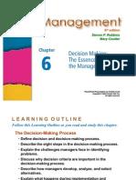 6 Decision Making