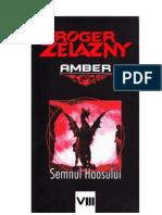 Roger Zelazny - Semnul Haosului Amber VIII