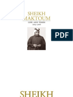 Sheikh Maktoum Life and Times