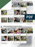 2011 Gaastra Vapor Rigging Guide