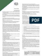 M357T V2 Operating Instructions