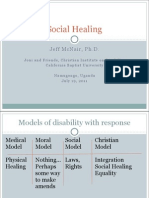 Uganda Social Healing