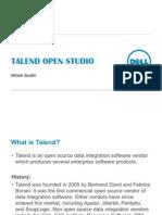Talend Open Studio PPTS