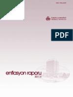 TCMB Enflasyon Raporu 2011 II
