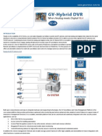 Datasheet HybridV84