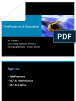 TelePresence and Education