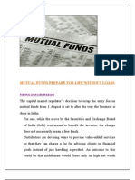 Mutual Funds Prepare for Life Without Loads-news Analysis