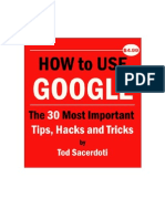 3481596 How to Use Google