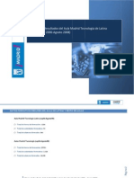 Informe Aula Madrid Tecnología LATINA