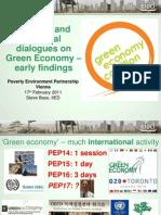 Poverty Environment Partnership Meeting, IIED Presentation