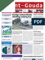 De Krant van Gouda, 28 juli 2011