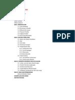Format Laporan Kkl 2