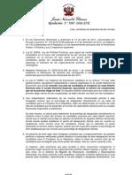 Res 5007-2010-Jne Candidatos Directamente Design a Dos Por Organo Part Ida Rio