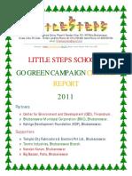 Go Green_Closure Report 2011 Final
