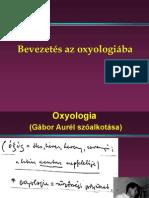 1. Bevezetés az oxyologiába