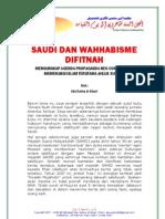 Saudi Dan Wahhabisme Difitnah