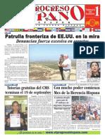 El Progreso Hispano Edicion Septiembre 11 del 2008