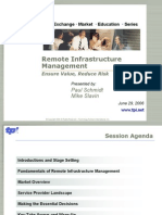 RemoteInfrastructureMgmt