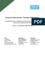 Evaluation Handicap International Mada 2011 PDF