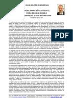 Errores en La Implementacion y Gestion Del Riesgo