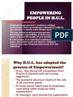 Empowering People in h