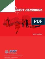 Emergency Handbook 2010 English Edition