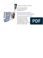Learn Excel 20