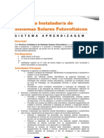 D T SSolares Fotovoltaicos