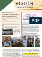 Vision Newsletter July 2011