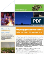 Meteor Madness August