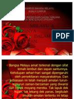 Adat-Adat Dalam Masyarakat Melayu