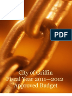 FY 2011-2012 ADOPTED Budget 20110614