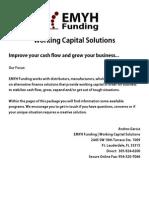 EMYH Working Capital Solutions Brochure