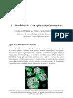 Dendrímeros y sus aplicaciones biomédicas