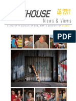 Newsletter August 2011