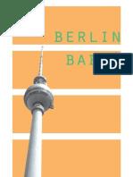 Curso Eg Reisejournalismus Praktikum Berlin Juni11
