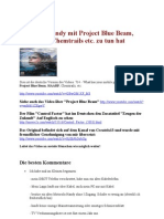 Control Factor - Was Dein Handy Mit Project Blue Beam Zu Tun Hat