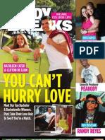 Study Breaks magazine, San Antonio, August 2011