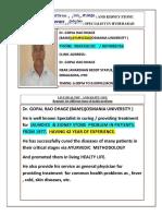 Jaundice & Kidney Stone Treatment-Specialist-In-Hyderabad