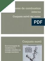 Conjunto Movil - Piston